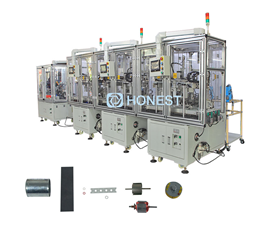 370 Micromotor Automation Production Line