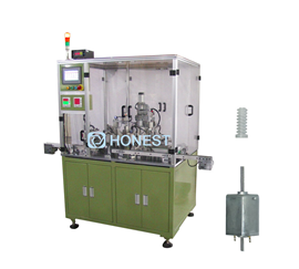 Motor Worm Assembly Machine